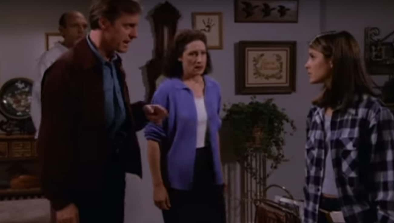 Reverend Eric Gives Parenting  is listed (or ranked) 4 on the list All The Most Questionable Parenting Moments From '7th Heaven'