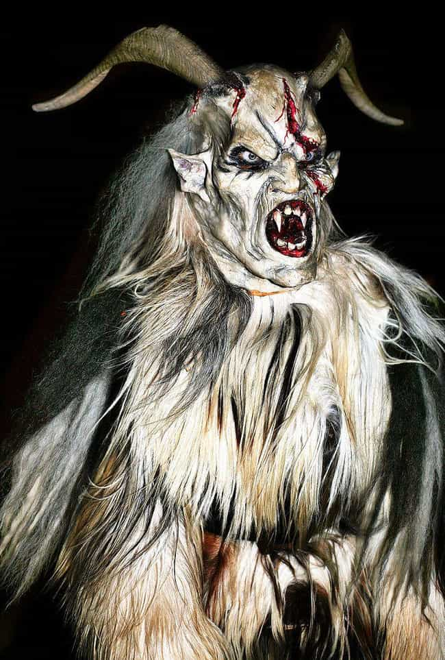 Krampus Is A Not-So-Frie... is listed (or ranked) 1 on the list Unpacking Krampus: Santa's Evil Partner In Crime