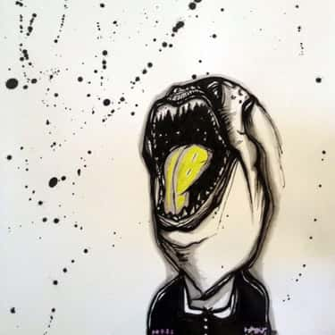 Mouth is listed (or ranked) 2 on the list Kurt Cobain's Daughter Makes Disturbing Artwork That Will Scar You For Life
