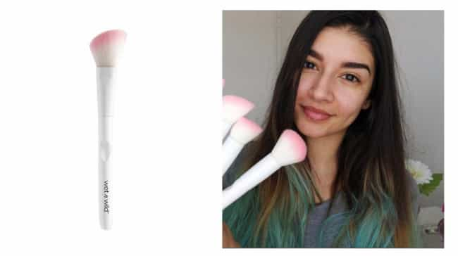 Contour Brush By Wet N Wild is listed (or ranked) 1 on the list Beauty Essentials You Can Get For $1 And Under