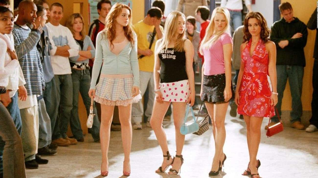 Nobody Wears The Same Clothes  is listed (or ranked) 2 on the list Things Movies And TV Get Wrong About Teenagers