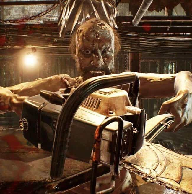 Jack Baker Second Encounter is listed (or ranked) 2 on the list List of All Resident Evil 7 Bosses Ranked Best to Worst