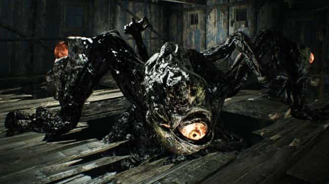 Jack Baker Third Encounter is listed (or ranked) 3 on the list List of All Resident Evil 7 Bosses Ranked Best to Worst