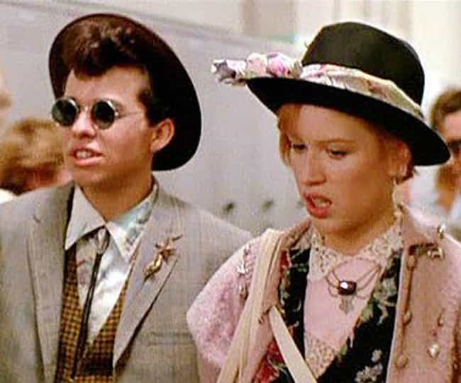 Inexplicable And Quirky Friend... is listed (or ranked) 3 on the list Things You'll Find In Most Every John Hughes Movie