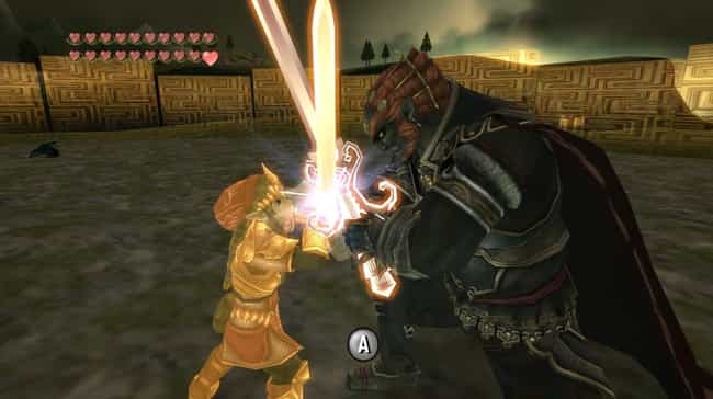 Ganondorf is listed (or ranked) 3 on the list List of All Twilight Princess Bosses Ranked Best to Worst