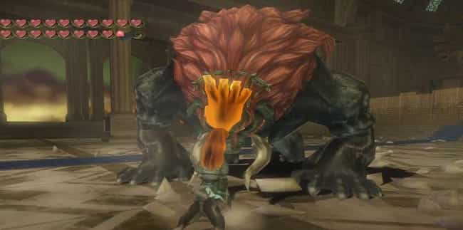 Ganon is listed (or ranked) 4 on the list List of All Twilight Princess Bosses Ranked Best to Worst
