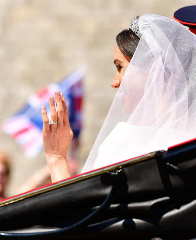 The Bride's Ring Must Be... is listed (or ranked) 4 on the list Here Are All The Rules You Have To Follow To Have A Royal British Wedding