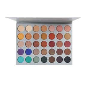 Jaclyn Hill X Morphe Eyeshadow is listed (or ranked) 3 on the list Eyeshadow Palettes That No Makeup Junkie Can Live Without