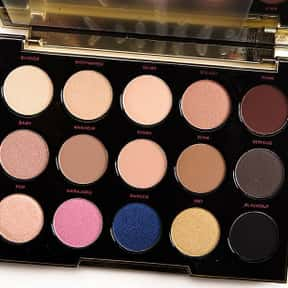 Urban Decay X Gwen Stefani Eye is listed (or ranked) 10 on the list Eyeshadow Palettes That No Makeup Junkie Can Live Without