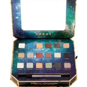 Lorac X Pirates Of The Caribbe is listed (or ranked) 13 on the list Eyeshadow Palettes That No Makeup Junkie Can Live Without