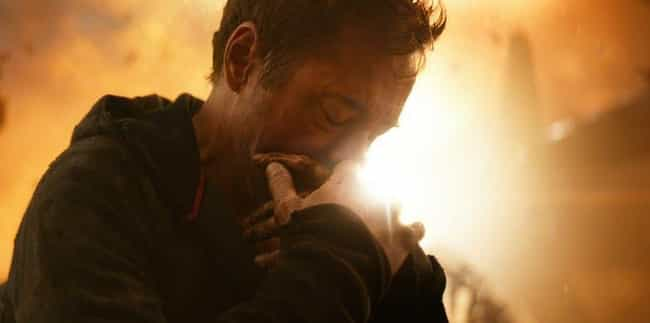 Tony Stark Hits Rock Bot... is listed (or ranked) 4 on the list Everything We Know So Far About Avengers: Infinity War