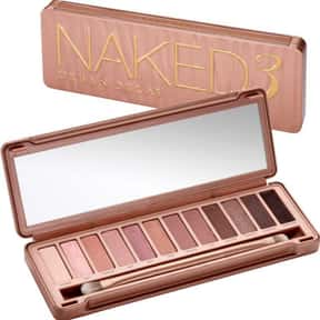 Urban Decay Naked Palette 3 is listed (or ranked) 11 on the list Eyeshadow Palettes That No Makeup Junkie Can Live Without