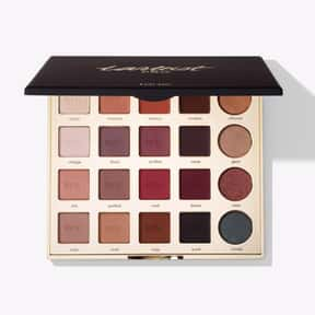 Tarteist PRO Amazonian Clay Ey is listed (or ranked) 8 on the list Eyeshadow Palettes That No Makeup Junkie Can Live Without