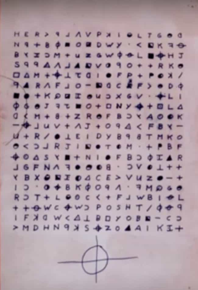 The Zodiac Killer Left B... is listed (or ranked) 1 on the list Scientists Recreated The Zodiac Killer's Mind And It'll Write Poetry With You