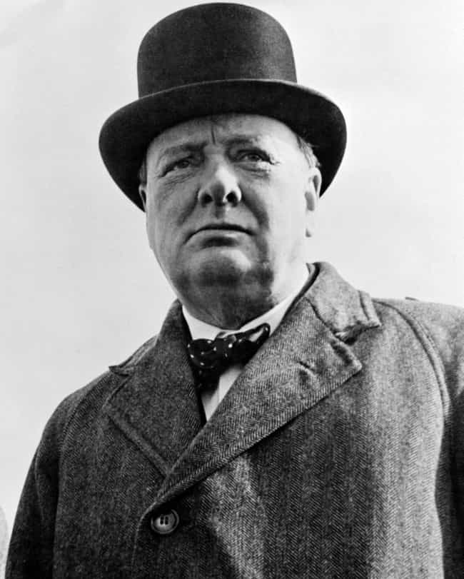 Churchill Helped Cover Up A So... is listed (or ranked) 3 on the list Winston Churchill Was A Documented Anti-Semite Who Covered Up The Deaths of Millions