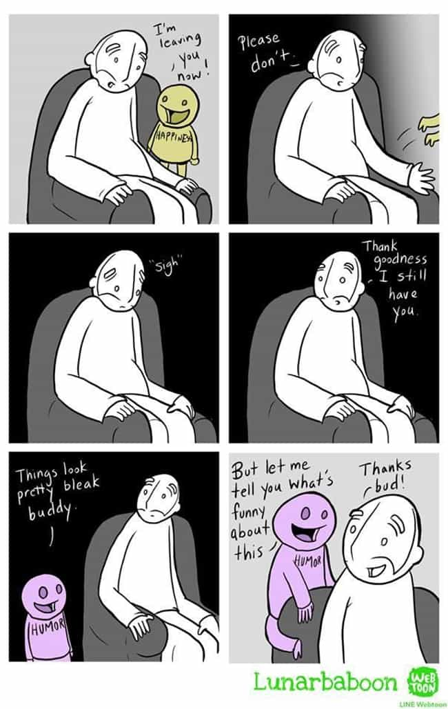 This Geeky Daddy's Comics Teach Us All About Love, Tolerance, And Handling Anxiety