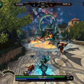 Smite is listed (or ranked) 2 on the list The 20+ Best PC MOBA Games on Steam