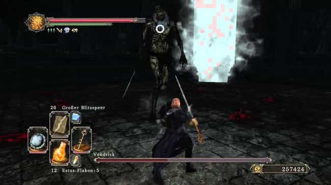 Vendrick is listed (or ranked) 4 on the list List of All Dark Souls 2 Bosses Ranked Best to Worst