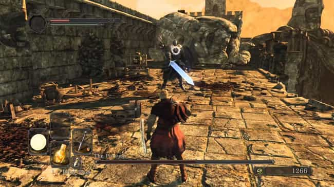 The Pursuer is listed (or ranked) 2 on the list List of All Dark Souls 2 Bosses Ranked Best to Worst