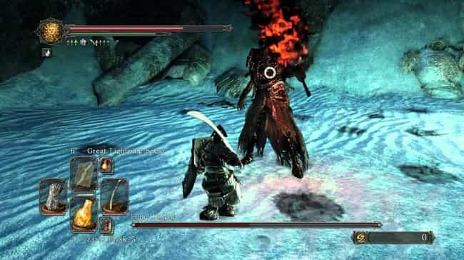 Fume Knight is listed (or ranked) 1 on the list List of All Dark Souls 2 Bosses Ranked Best to Worst