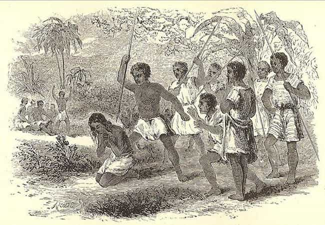 """Anyone Who Crossed The Q... is listed (or ranked) 4 on the list The """"Mad Queen of Madagascar"""" Killed Thousands Of Her Own People Indiscriminately"""