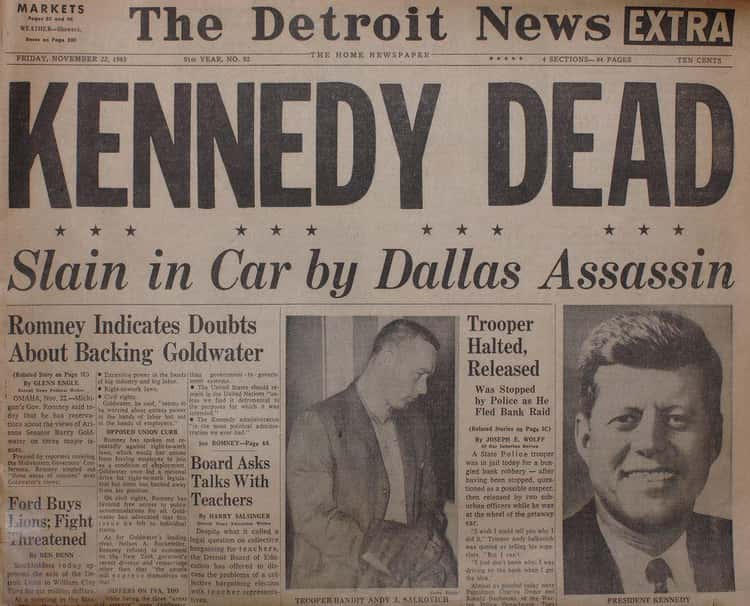 Someone Called The Operator And Predicted JFK's Death