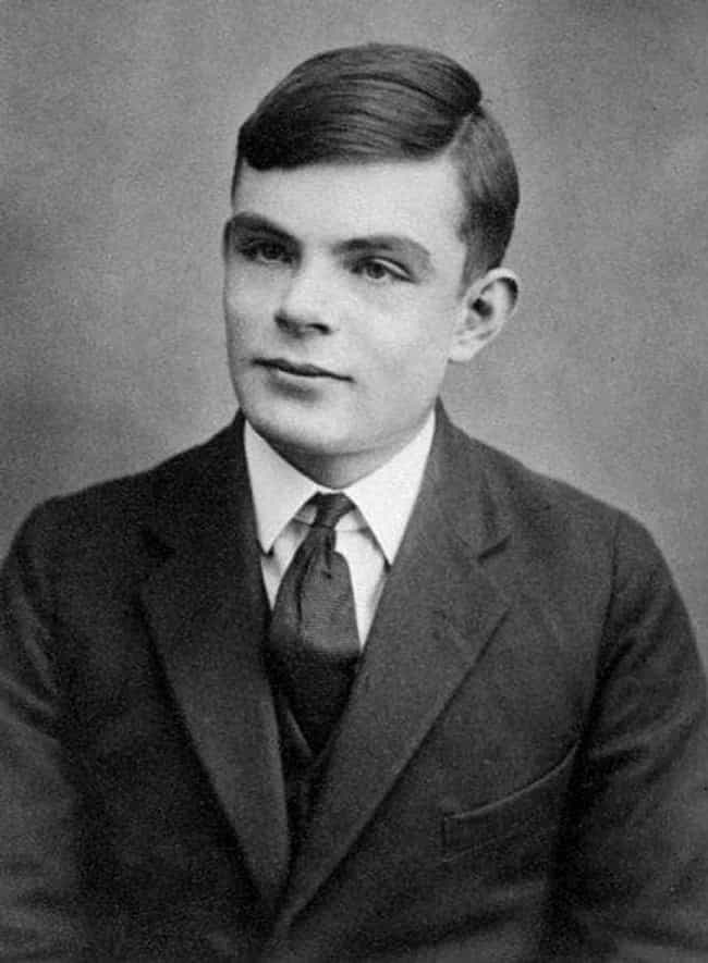 His Homosexuality Almost... is listed (or ranked) 1 on the list The Heroic Life And Tragic Death Of Alan Turing