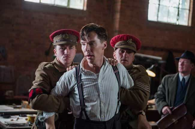 His Homosexuality Was Co... is listed (or ranked) 4 on the list The Heroic Life And Tragic Death Of Alan Turing
