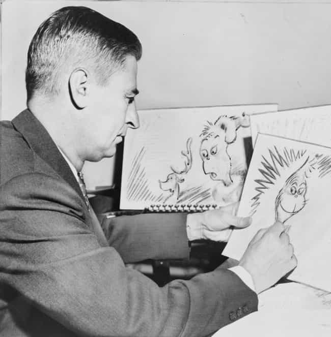 His Wife Ultimately Took... is listed (or ranked) 4 on the list The Darkness In Dr. Seuss's Past Might Surprise You