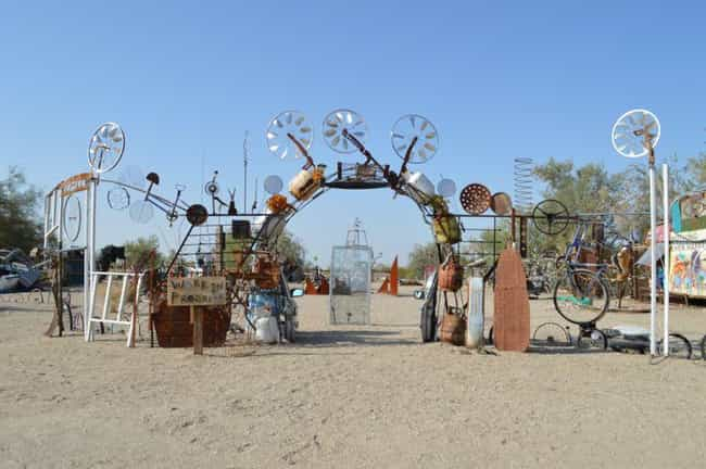 Slab City May Not Remain... is listed (or ranked) 3 on the list Slab City Is An Off-Grid Desert City, And Its Residents Claim It's The Last Free Place In America
