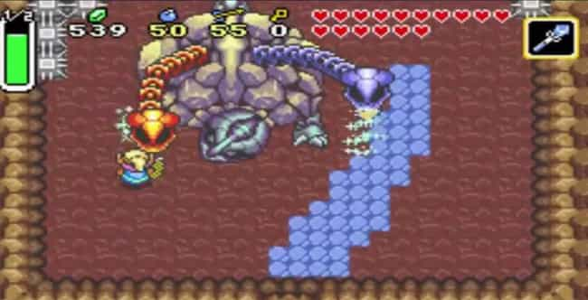 Trinexx is listed (or ranked) 4 on the list All Legend of Zelda: Link to the Past Bosses Ranked Best to Worst