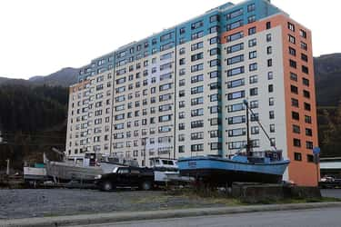 Some Residents Haven't Left Begich Towers In Years