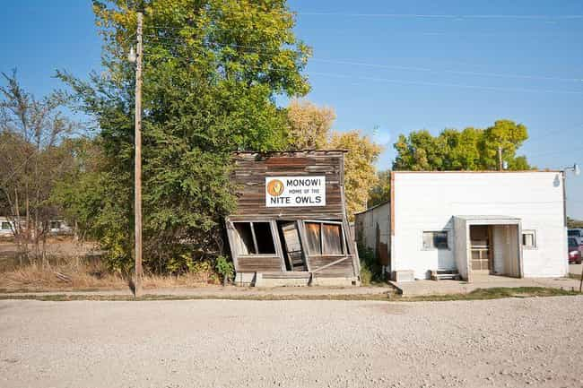 It's The Only Incorporated Tow... is listed (or ranked) 1 on the list Monowi, NE Has A Population Of Exactly One - Here's What It's Like To Be Its Only Resident
