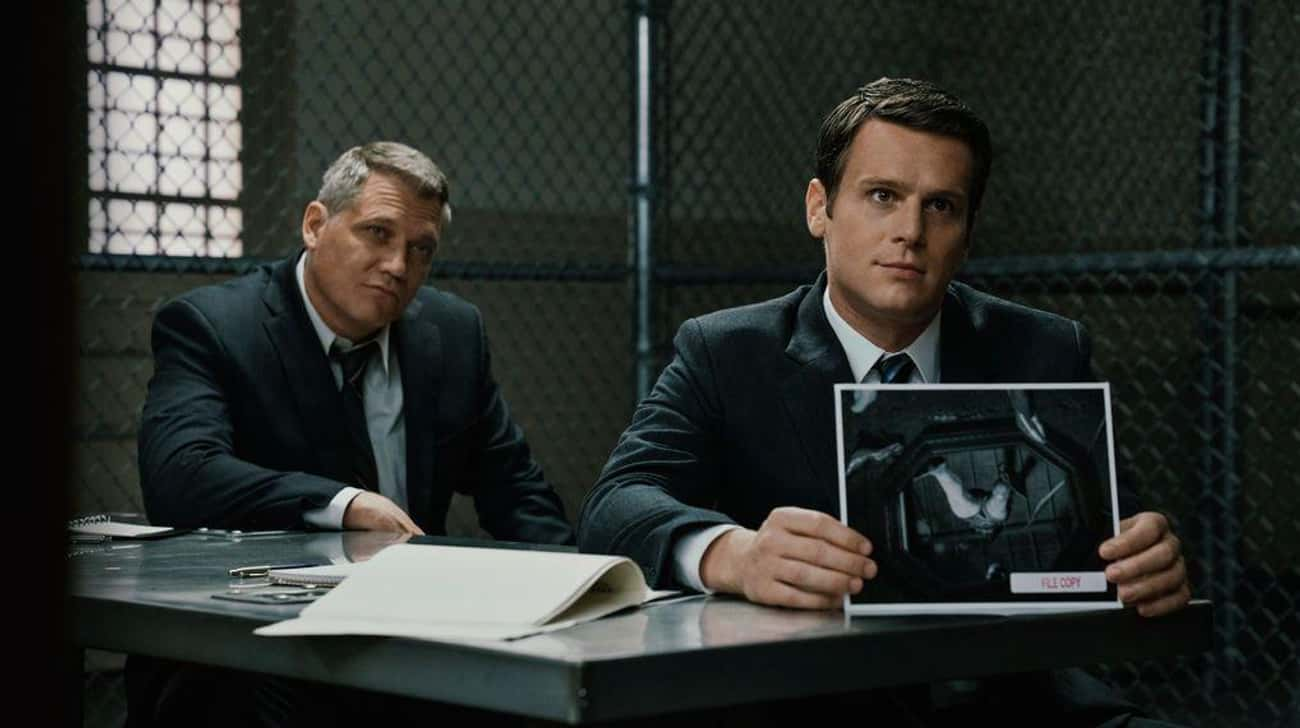 Like Holden, Douglas Was Alway is listed (or ranked) 4 on the list 'Mindhunter' Doesn't Just Portray Real Serial Killers In The Show - The Agents Are Real, Too