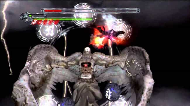 Mundus is listed (or ranked) 2 on the list List of All Devil May Cry Bosses Ranked Best to Worst