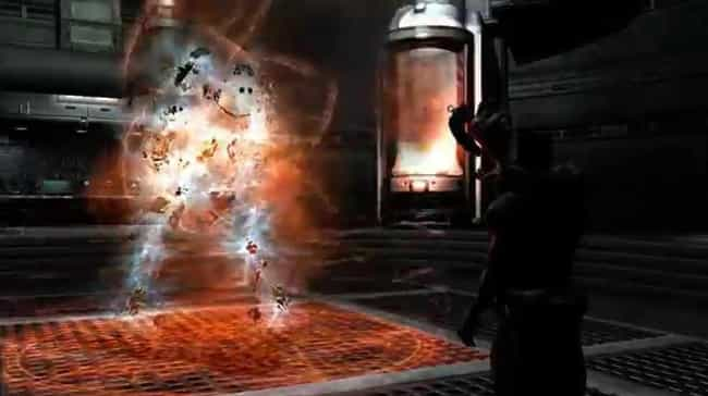 Invulnerability Hunter ... is listed (or ranked) 3 on the list List of All Doom 3 Bosses Ranked Best to Worst