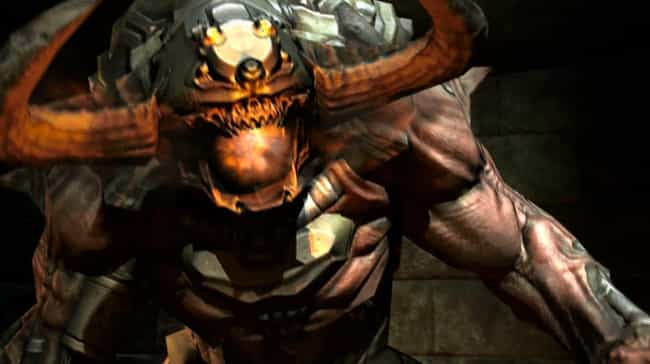 Cyberdemon is listed (or ranked) 2 on the list List of All Doom 3 Bosses Ranked Best to Worst