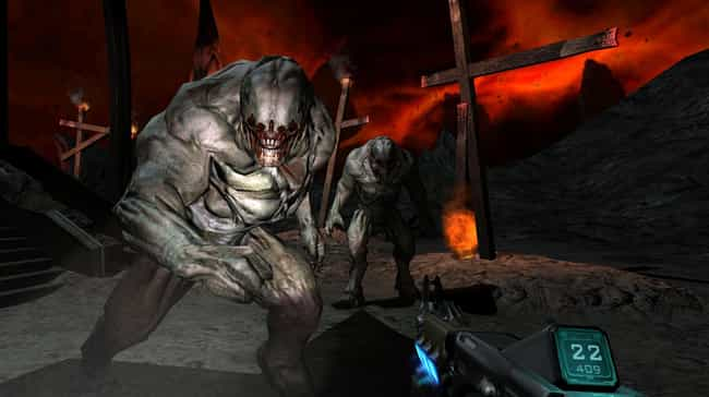 Helltime Hunter is listed (or ranked) 4 on the list List of All Doom 3 Bosses Ranked Best to Worst
