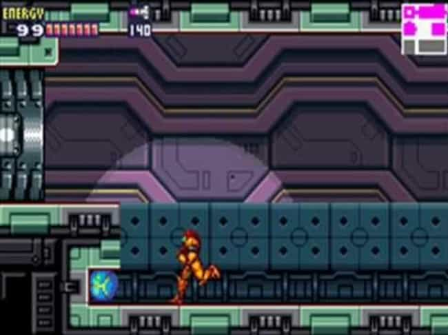 SA-X is listed (or ranked) 1 on the list List of All Metroid Fusion Bosses Ranked Best to Worst