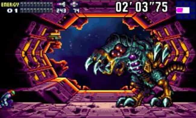Omega Metroid is listed (or ranked) 4 on the list List of All Metroid Fusion Bosses Ranked Best to Worst