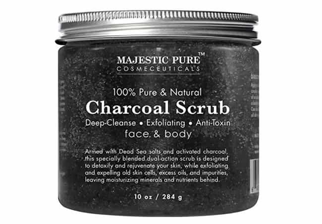 Activated Charcoal Face And Bo... is listed (or ranked) 2 on the list Must-Have Beauty Products You've Never Heard About With 1000+ Positive Reviews