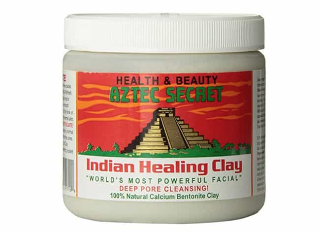 Indian Healing Clay By Aztec S... is listed (or ranked) 1 on the list Must-Have Beauty Products You've Never Heard About With 1000+ Positive Reviews