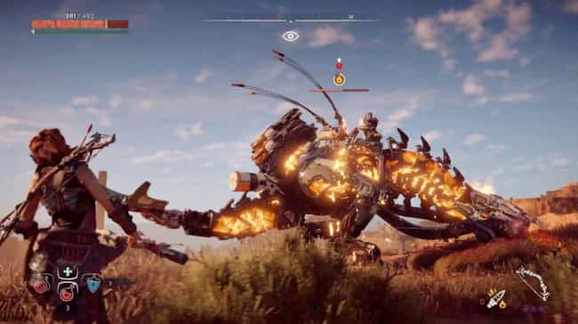 Thunderjaw is listed (or ranked) 1 on the list List of All Horizon Zero Dawn Bosses Ranked Best to Worst