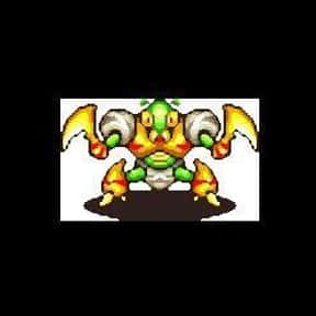 Mantis Ant is listed (or ranked) 1 on the list List of All Secret Of Mana Bosses Ranked Best to Worst