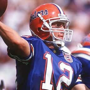 Terry Dean is listed (or ranked) 18 on the list The Best Florida Gators Quarterbacks of All Time