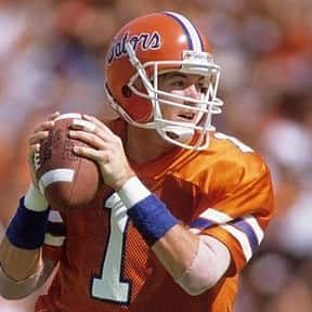 Kyle Morris is listed (or ranked) 19 on the list The Best Florida Gators Quarterbacks of All Time