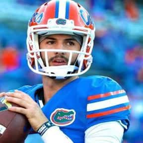 Will Grier is listed (or ranked) 16 on the list The Best Florida Gators Quarterbacks of All Time