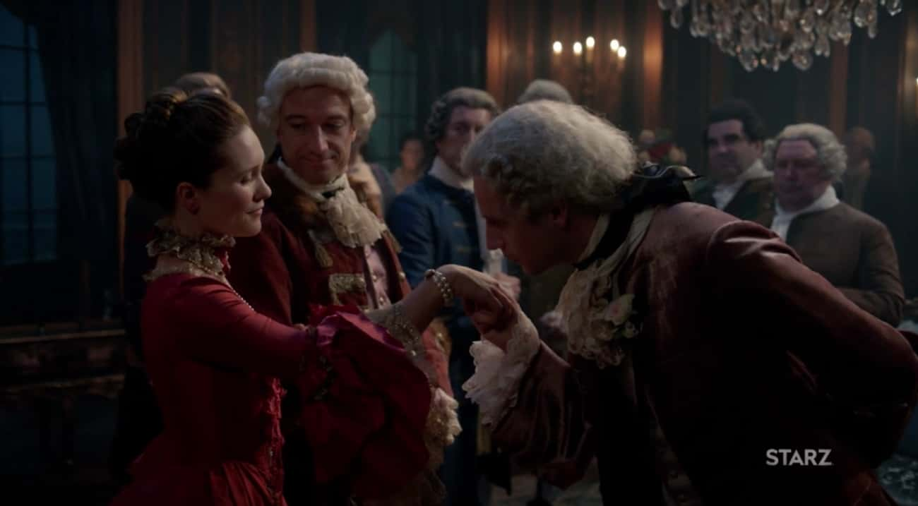 He Broke His Pregnant Lover&#3 is listed (or ranked) 4 on the list The Real-Life Bonnie Prince Charlie Was Far More Vile And Disgusting Than 'Outlander' Portrays Him
