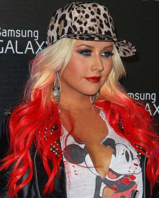 She Lived in Japan is listed (or ranked) 3 on the list Things You Didn't Know About Christina Aguilera