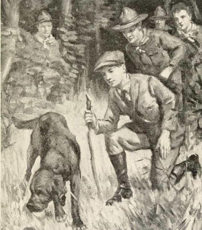 Six Boy Scouts And Their Leade ... est listée (ou classée) 1 sur la liste Les habitants disent que cette plantation de Virginie est hantée par six scouts assassinés